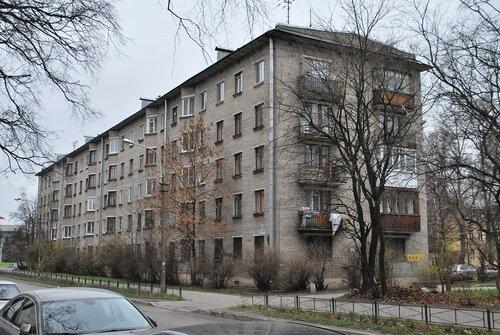 Дибуновская ул. 69