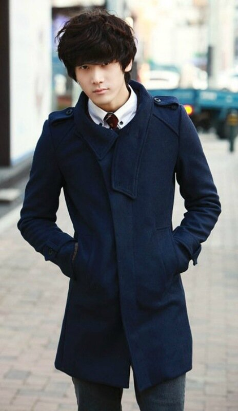 Недорогие мужские пальто 5