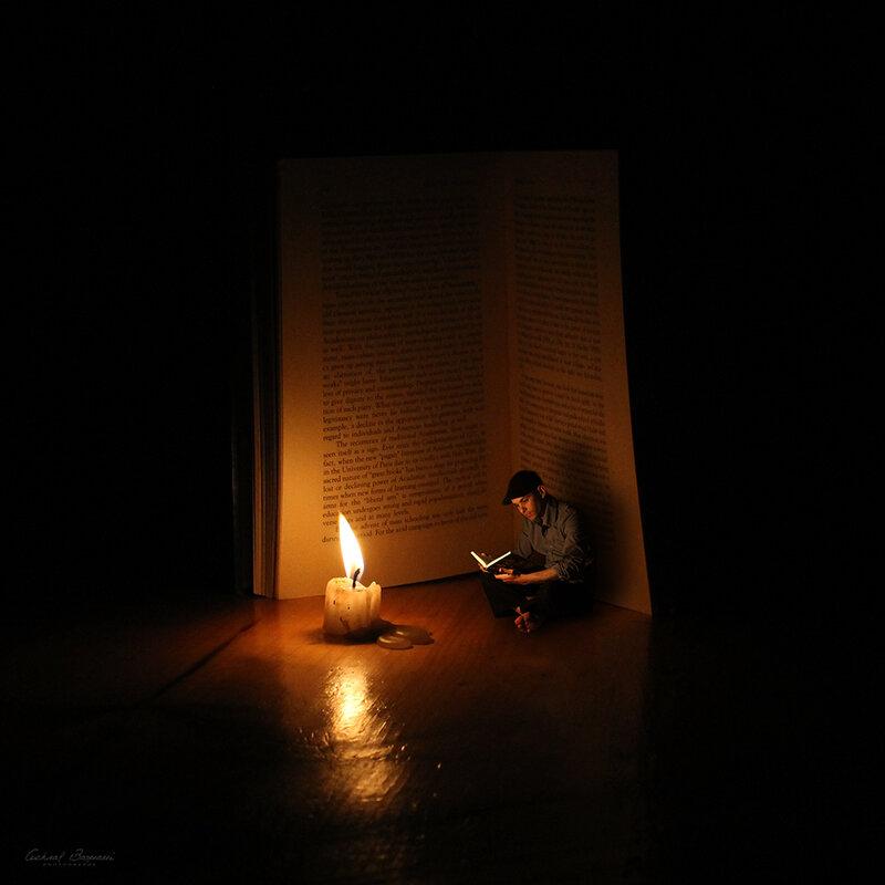 Маленькие истории маленького человека Ашраф Базнани