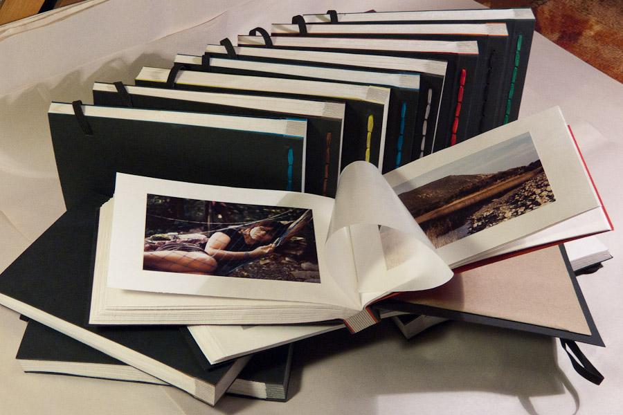 Печать фотографий в книге