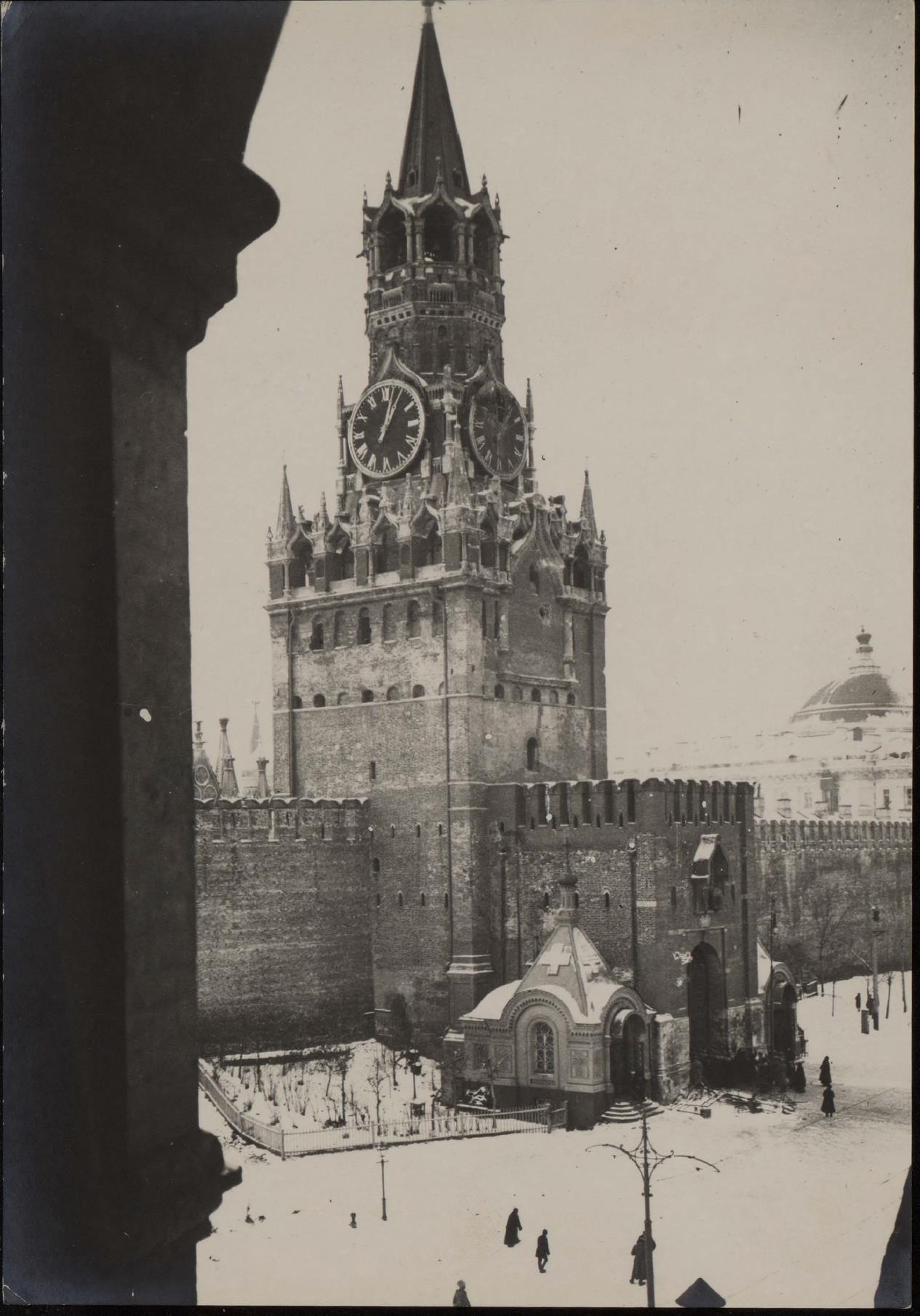 07. Спасская башня Кремля