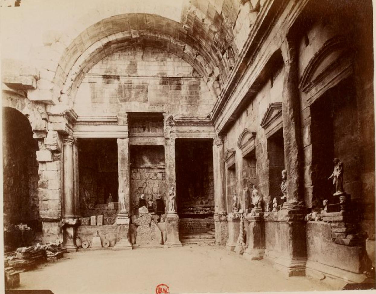 1892. 05. Храм Дианы