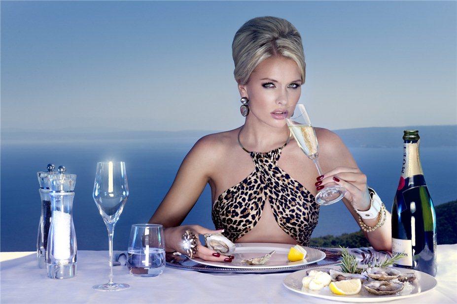 Miss Tuning Calendar 2012 - Mandy Lange / Мэнди Ланге