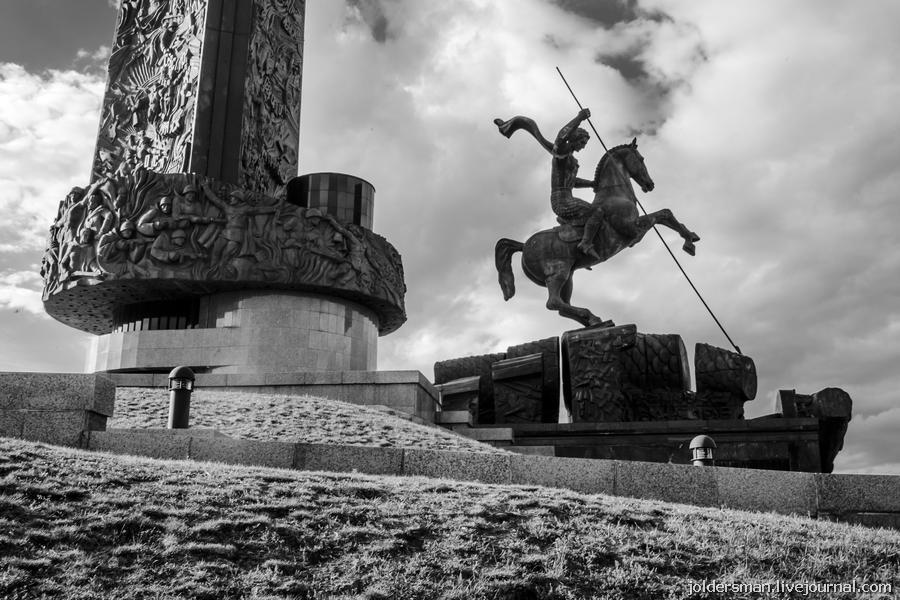 парк победы памятник