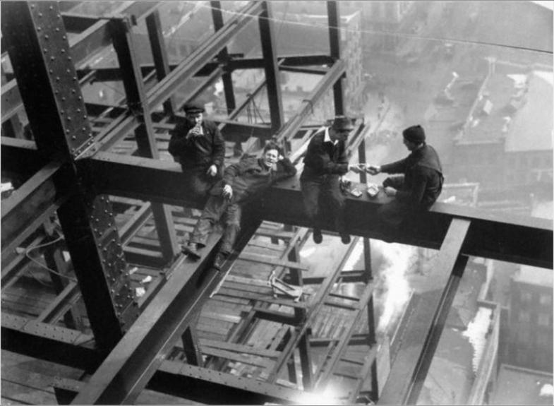 Как строились небоскребы в Нью-Йорке. Я в ахуе... 0_6717a_f21ab2a9_orig