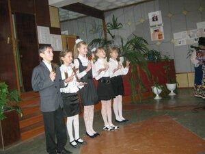 4 декабря 2011г. Концерт в клубе.
