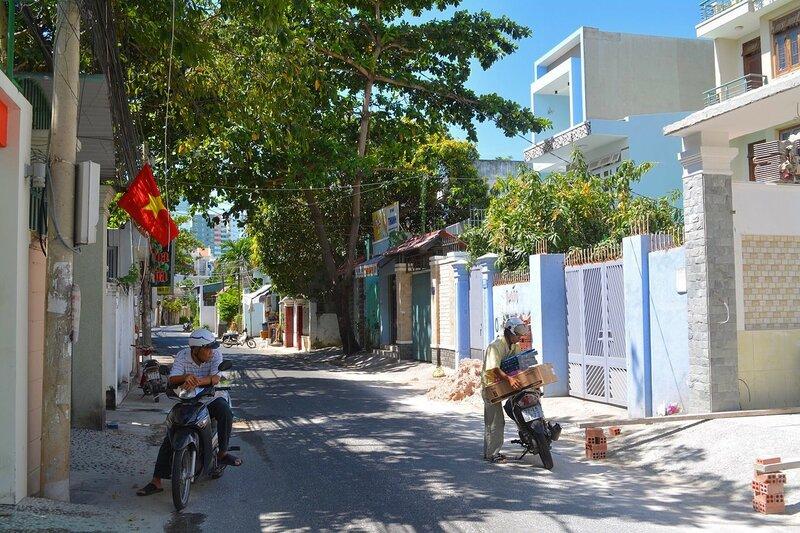 Нетуристический Вунгтау...Вьетнам
