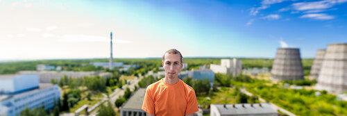 Иван Ярмощук панорамный портрет, Иван Ярмощук