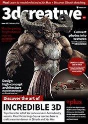 Журнал 3DCreative Issue 102