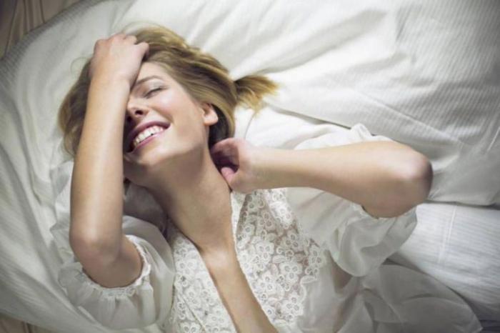 фото как получает женщина оргазм