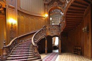 Лестница в Доме Ученых. Фото Артемий на Яндекс.Фотках