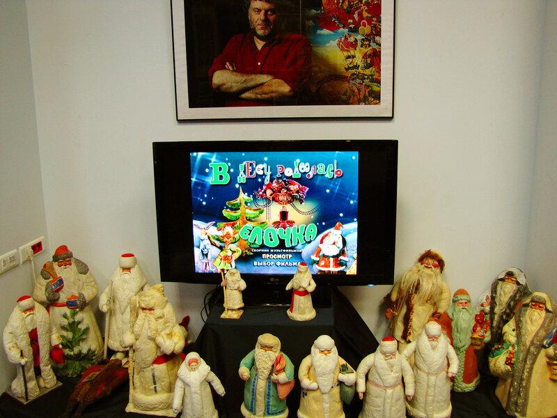 Деды Морозы Татарского