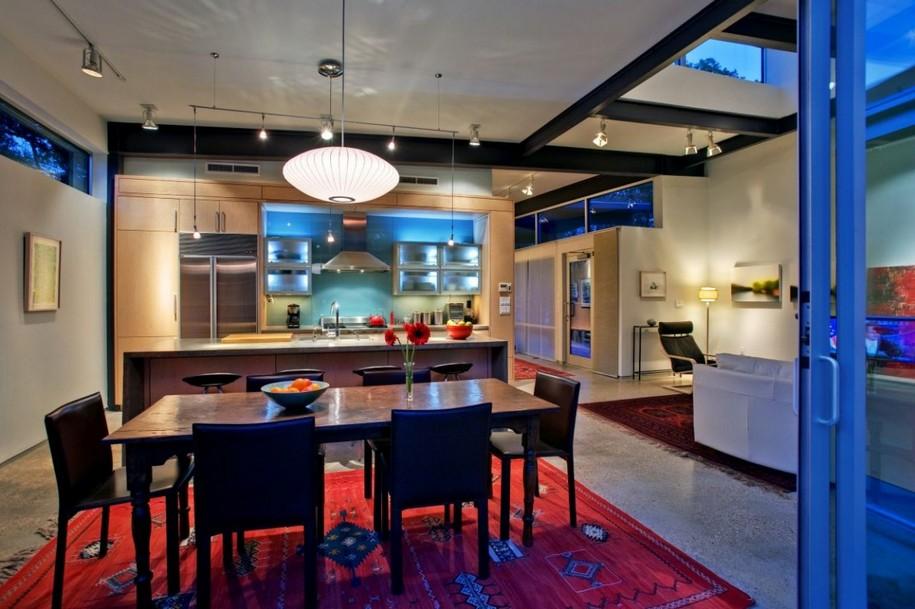 Дом для художницы Лори Фрик в Техасе