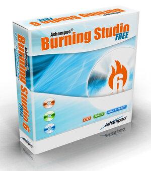 Ashampoo Burning Studio 6.80.4312 Free