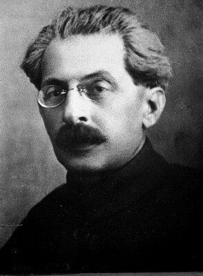 Григорий Ефимович Казарновский