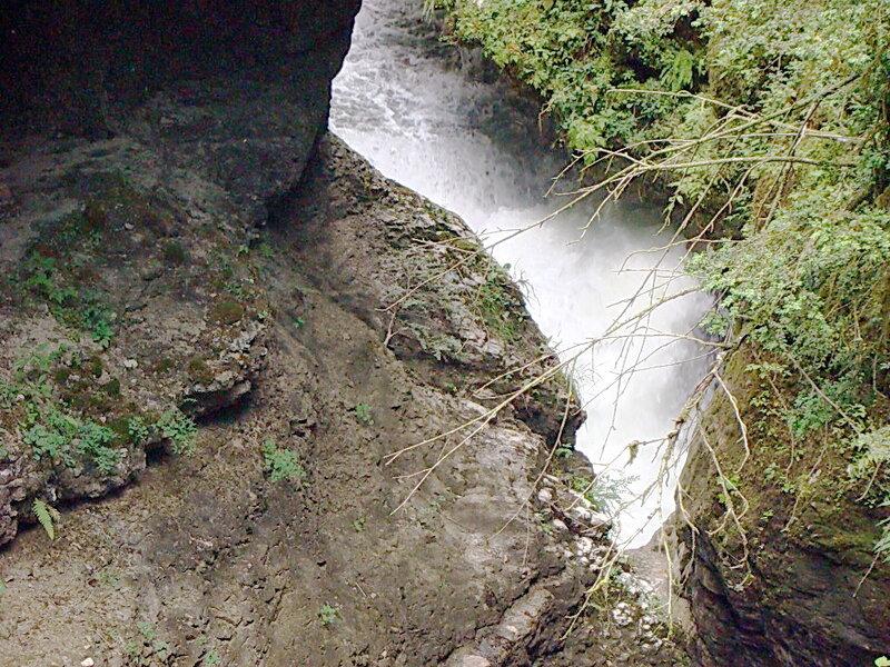Фотограф Светлана Левада, Гуамское ущелье, Лето 2008, фотографии моих друзей