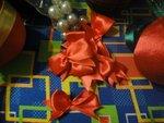 Бантик для елочной игрушки