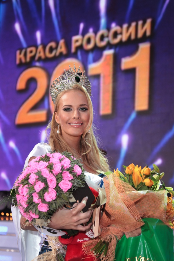 Краса России 2011. Несколько моментов.