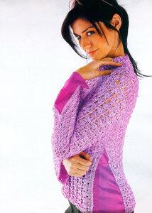 Жакеты крючком - Вязание крючком, вязание спицами схемы и.