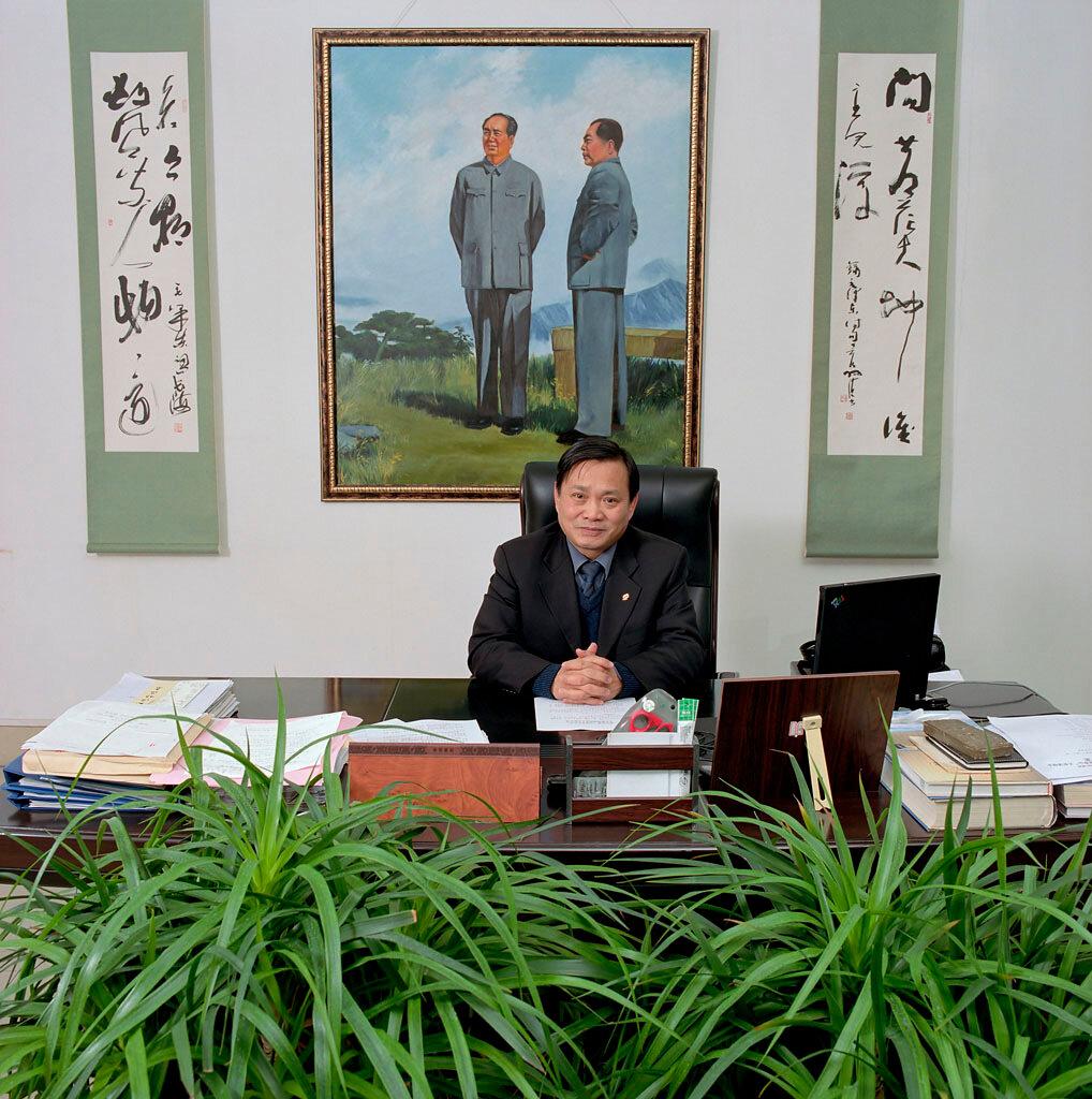 China Bureau by Jan Banning.