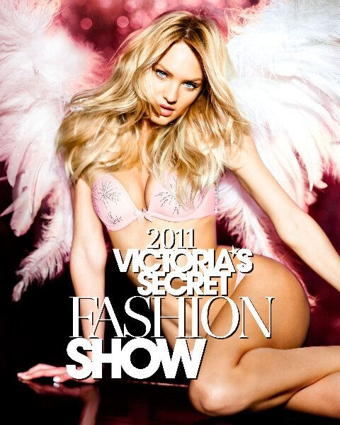 Ежегодный шоу-показ мод The Victoria's Secret Fashion Show / The Victoria's Secret Fashion Show (2011/HDTV/1080i/720p/HDTVRip)