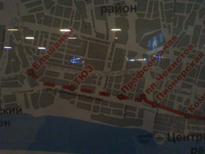 Открытие в Волгограде новой ветки скоростного трамвая