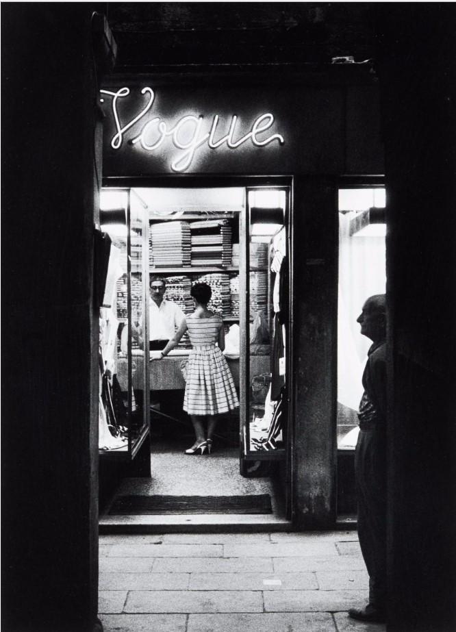 1959. Венеция. Vogue