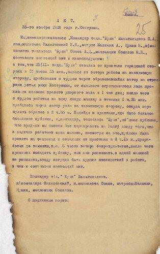 ГАКО, ф. Р-1369, оп. 1, д. 151, л. 25.