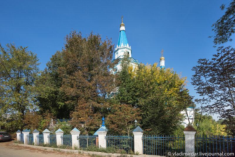 Храм Рождества Христова в Беседах