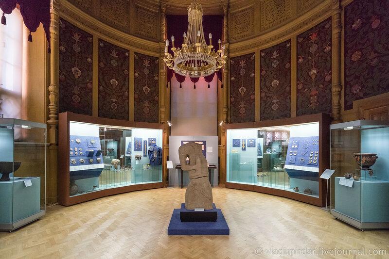 Выставка Золото потомков Геракла