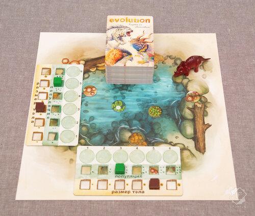 Настольная игра Эволюция: Естественный Отбор