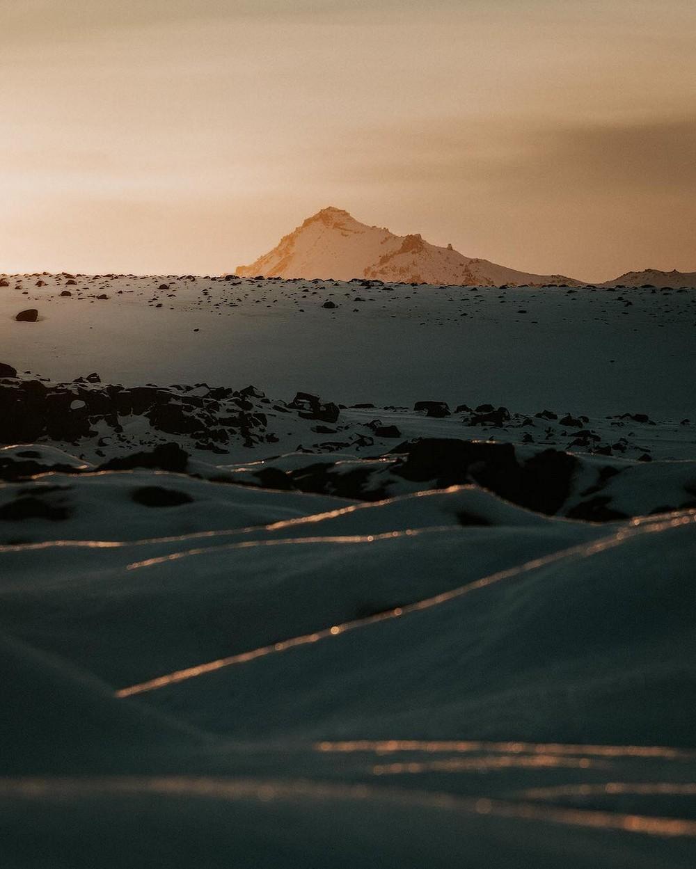 Красивая природа на снимках Matthew Hahnel