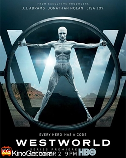 Westworld - Staffel 01 (2016)