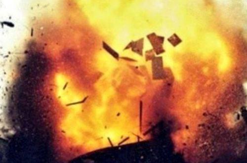 """""""Печалька"""": Луганские партизаны взорвали казарму российских боевиков"""