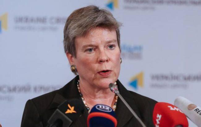 Геттемюллер стала новым заместителем генсека НАТО, сменив на этом посту Вершбоу