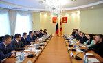 Встреча с делегацией правительства Москвы.JPG