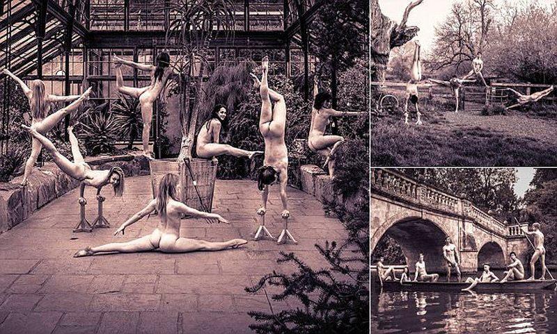 Sexy Cam Uni students bare all