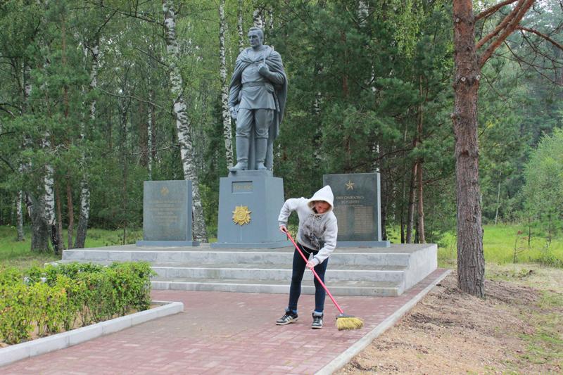 Лагерь поисковиков «Калининский фронт» в Тверской области станет ежегодным