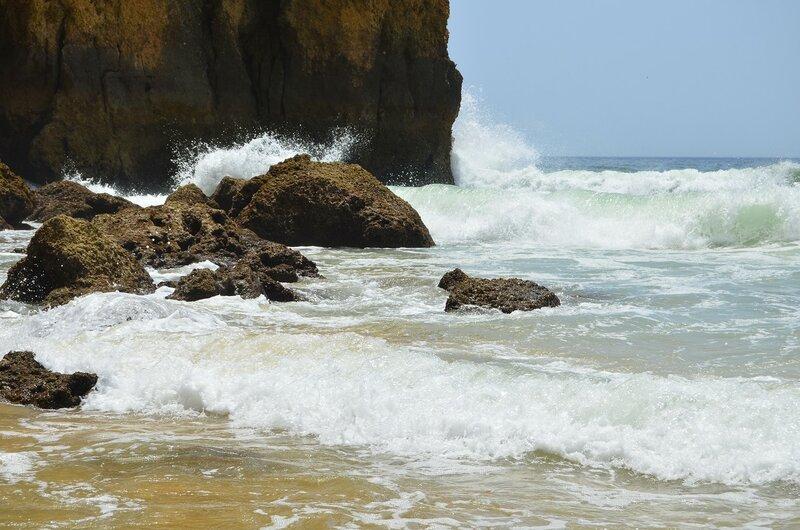 Пушистые волны