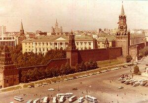Москва. Кремль. Фото М. Кулешов. Агенство печати Новости. 25 тыс.jpg