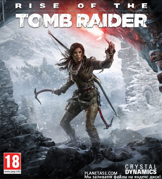 Rise of the Tomb Raider - Digital Deluxe Edition (2016/RUS/ENG/RePack)