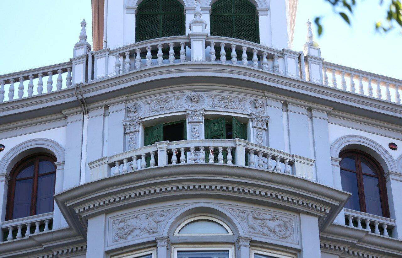 Гранада. Бульвар Конституции (Avenida de la Constitución)
