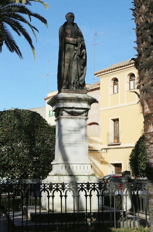 Plaza Padre Juan de Mariana, Talavera de la Reina