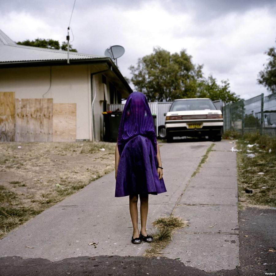 2. В категории «Портреты. Одиночные снимки» победителем стала Рафаэла Роселла из Австралии
