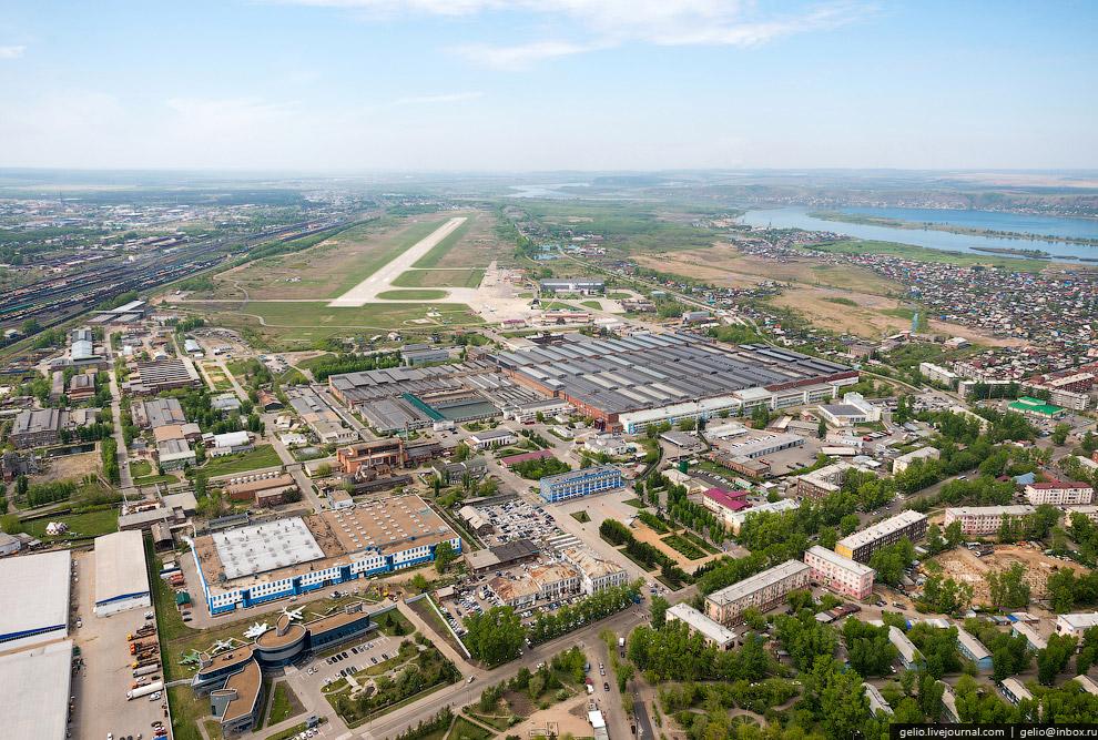 5. В 2014 году Иркутский авиационный завод отмечает 80-летний юбилей.
