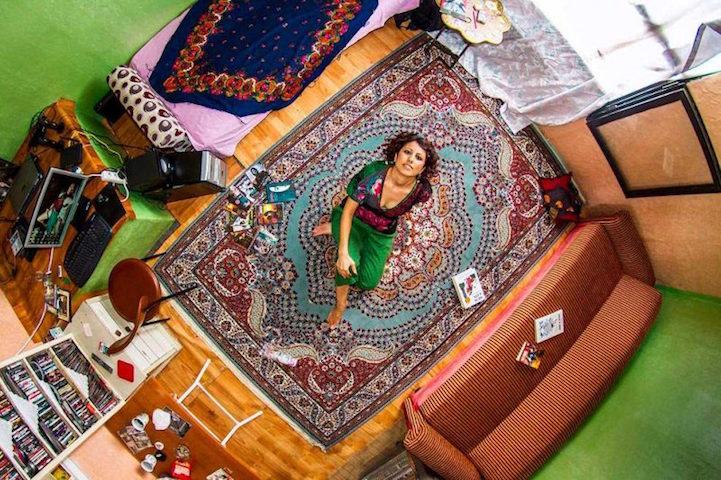 Как отличаются комнаты разных людей по всему миру (23 фото)
