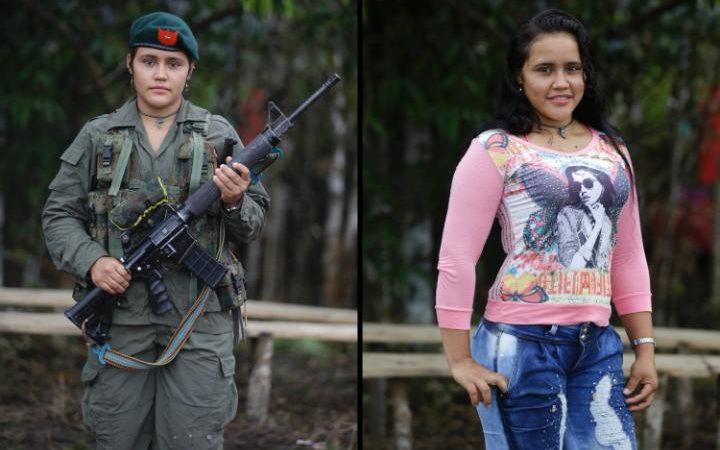 19-летняя София прослужила шесть лет и после демобилизации хотела бы изучать право. На сегодняшний д