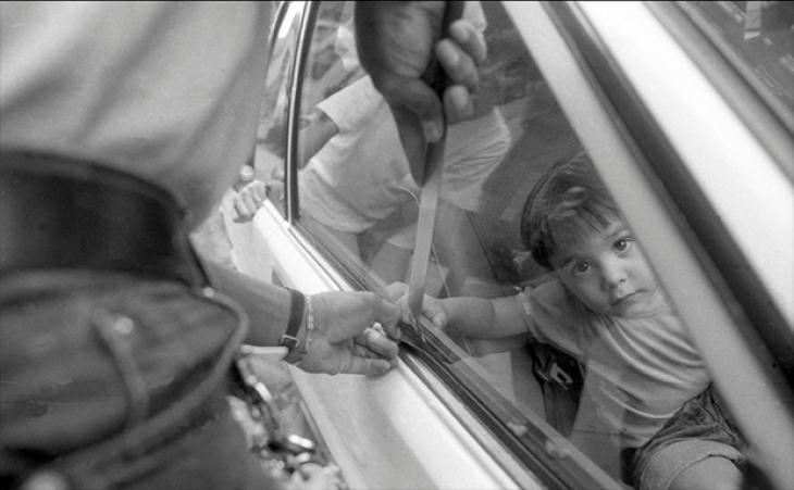 Сотрудничая с The New York Times, фотограф осознала свою предрасположенность к тому, чтобы снова раб