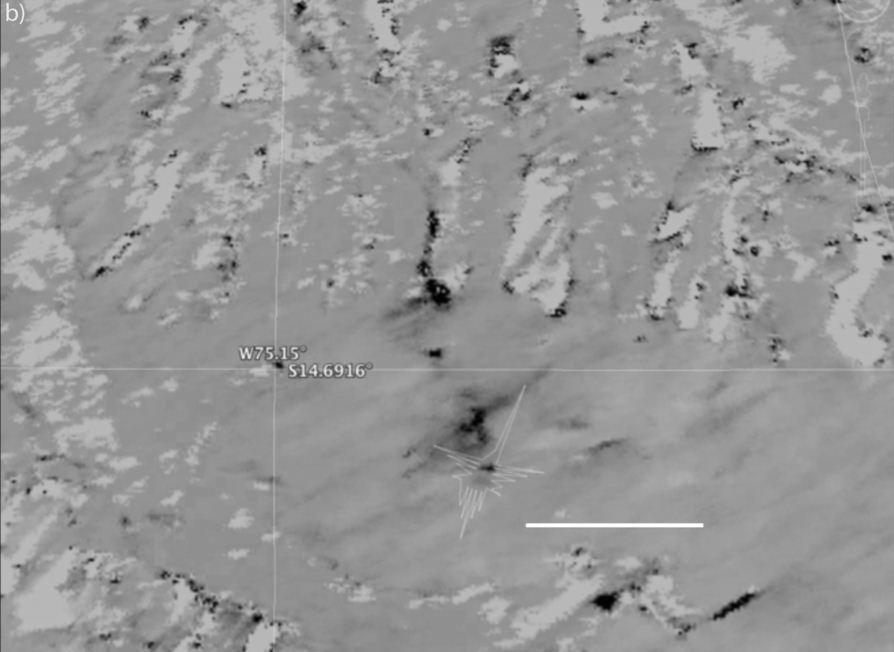 Загадочные геоглифы Наски в новых фотографиях НАСА