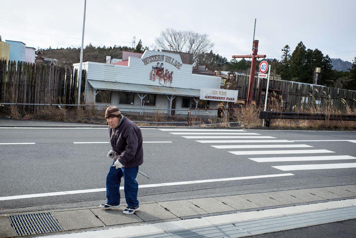 Заброшенный парк развлечений в Японии так похож на «Мир Дикого Запада», что становится не по себе